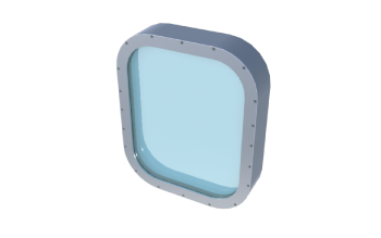 A0-window
