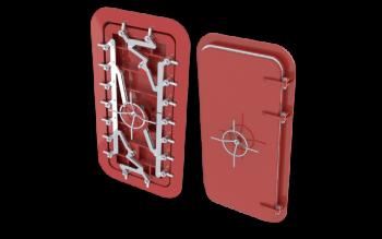 Gear-Type-Watertight-Door-(50m)